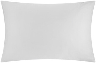 A by Amara - Egyptian Cotton Standard Pillowcase Pair - Silver