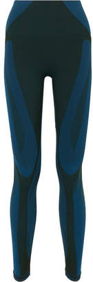 LNDR All Seasons Paneled Stretch-knit Leggings
