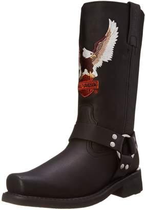 Harley-Davidson Men's Darren Motorcycle Harness Boot