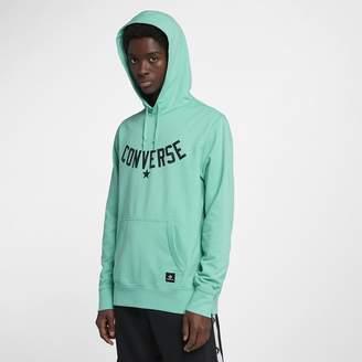 Converse Essentials Lightweight Graphic Pullover Men's Hoodie