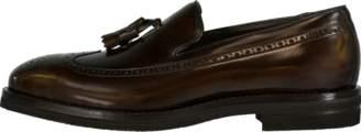 Brunello Cucinelli Leather Tassle Shoe