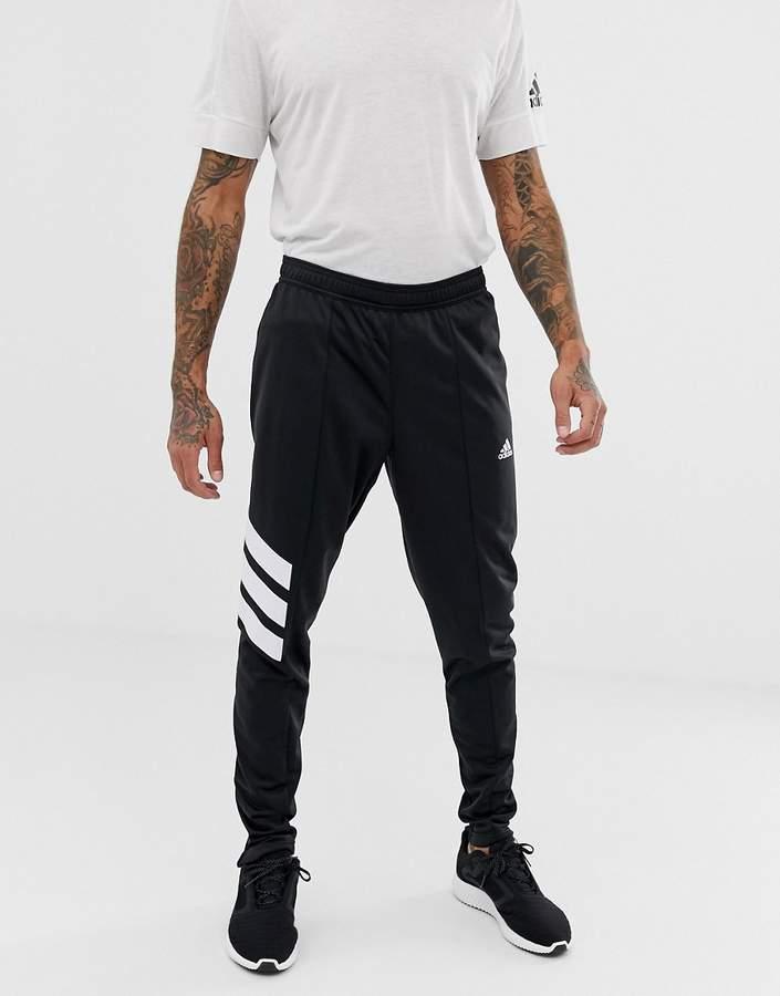 Adidas adidas Tango Soccer Skinny Joggers In Black AZ9709