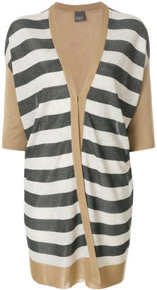 Lorena Antoniazzi striped body cardigan