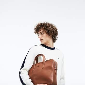 Lacoste Men's L.12.12 Business Leather Computer Bag