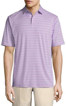 Peter Millar Featherweight Stripe-Print Shirt