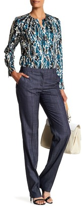 BOSS HUGO BOSS Tanare Wool Blend Pant $325 thestylecure.com