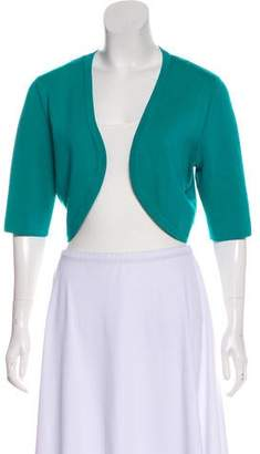 Michael Kors Knit Open-Face Cardigan