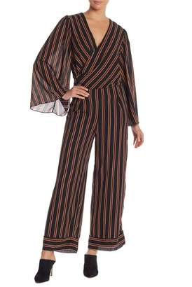 Do & Be Do + Be Striped Print Pants
