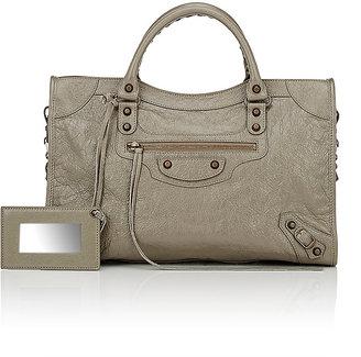Balenciaga Women's Classic City $1,950 thestylecure.com