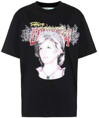 Off-White Tribute 2 cotton T-shirt