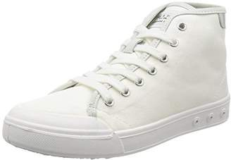 Rag & Bone (ラグ アンド ボーン) - [ラグ & ボーン] スニーカー STANDARD ISSUE HIGH TOP W262F871U WHITE/SILVER WHITE/SILVER US 38(25.0~25.5cm)