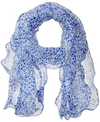 Lauren Ralph Lauren Mara Silk Scarf Scarves