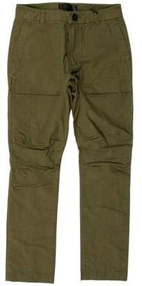 J Brand Cropped Flat Front Pants w/ Tags