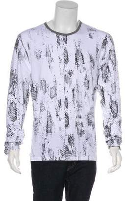 Just Cavalli Animal Print Maglia Sweatshirt w/ Tags