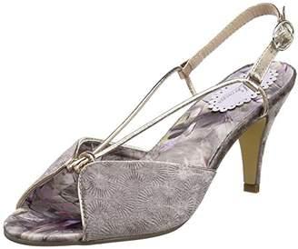 9a7dd0b5af4 Joe Browns Women s s Harlow Vintage Shoes Sling Back Sandals ...