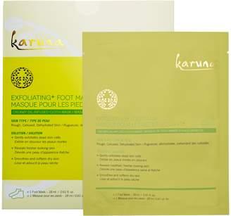 Karuna Exfoliating+ Foot Mask