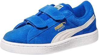 Puma Kids Suede 2 Straps Sneakers