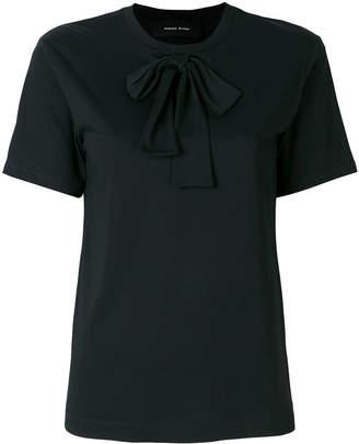 Simone Rocha bow detail pleated dress