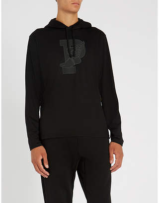 Polo Ralph Lauren P-Wing graphic jersey hoody