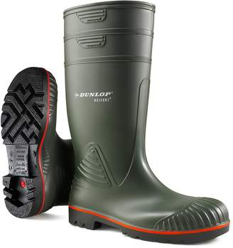 Dunlop Acifort Heavy Duty Full Safety Wellington Boot | | UK 9 | EU 43
