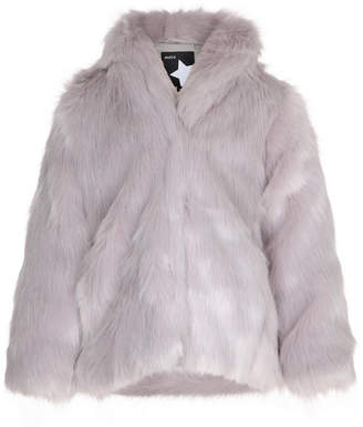 Molo Hester Faux Fur Jacket