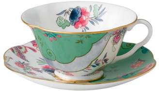 Wedgwood Butterfly Bloom Posy Cup & Saucer