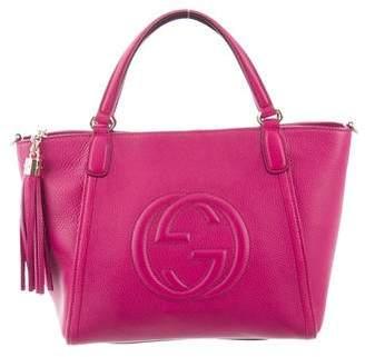 2a470c1b4a3 Gucci Soho Top Handle - ShopStyle