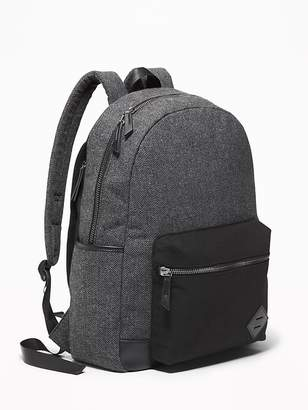 Old Navy Zip-Top Backpack for Men