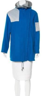 Missoni Wool-Blend Short Coat