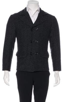 Dolce & Gabbana Wool Double-Breasted Jacket