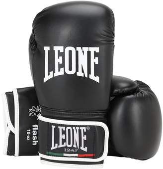 Leone 1947 10OZ FLASH FAUX LEATHER BOXING GLOVES