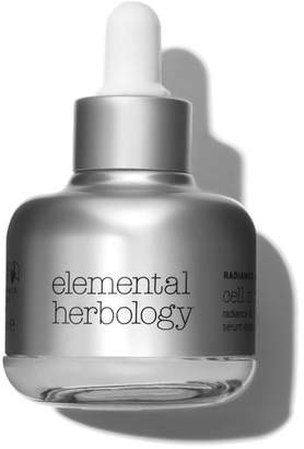 Elemental Herbology Cell Nourish Radiance and Vitality Facial Serum