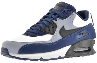 Nike 90 Leather Trainers Blue