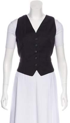 Dolce & Gabbana Button-Up Vest