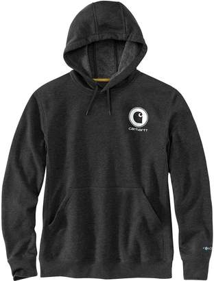 Carhartt Force Delmont Graphic Hooded Sweatshirt - Men's