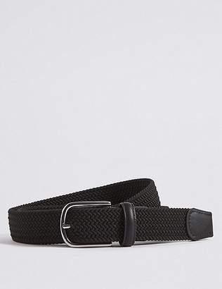Marks and Spencer Stretch Web Buckle Belt