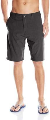Volcom Men's SNT Static Hybrid Short