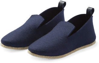 Serena & Lily French Felt Slippers