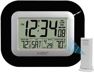 La Crosse Technology Atomic Digital Wall Clock (WS-8115U)