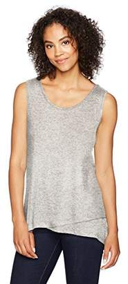 Tribal Women's Asymmetrical Hem Tank Top