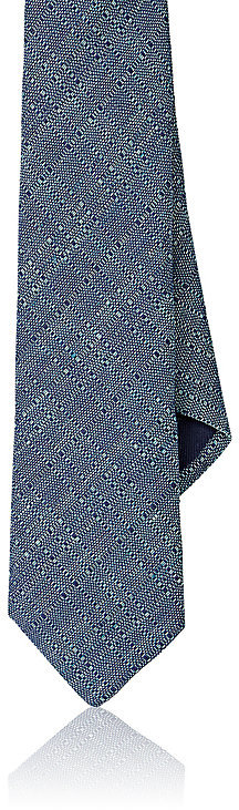 Barneys New YorkBarneys New York Men's Silk-Linen Necktie