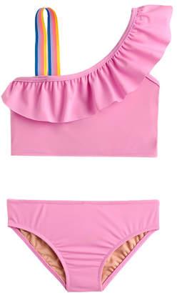 J.Crew Crewcuts By Girls' Ruffle Bikini Set