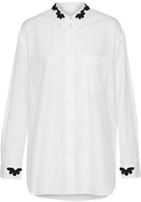 Simone Rocha Embellished Cotton Shirt