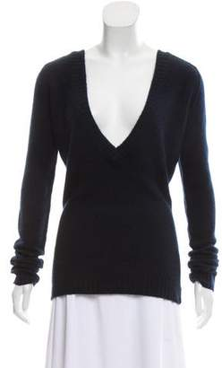 Inhabit Cashmere Long Sleeve Sweater