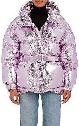 IENKI IENKI Women's Tech-Fabric Down Puffer Coat