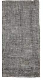 Deborah Rhodes Reversible Linen Napkin - Gray