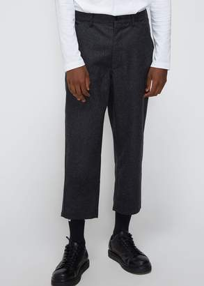 Comme des Garcons Cropped Wool Pant