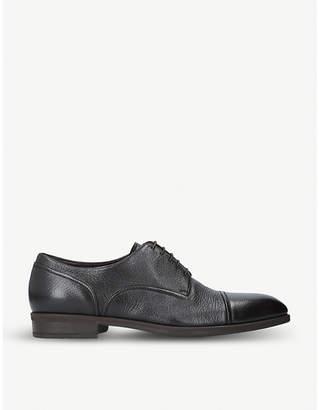 Ermenegildo Zegna Avenue Flex derby shoes