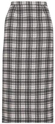 Antonio Berardi Jacquard Midi Pencil Skirt