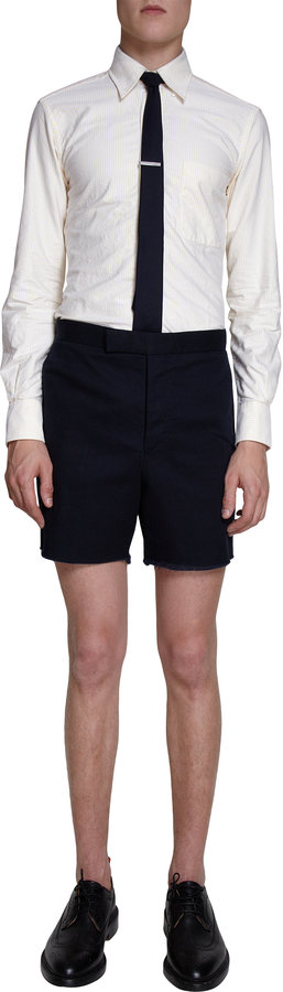 Thom Browne Cut Off Shorts